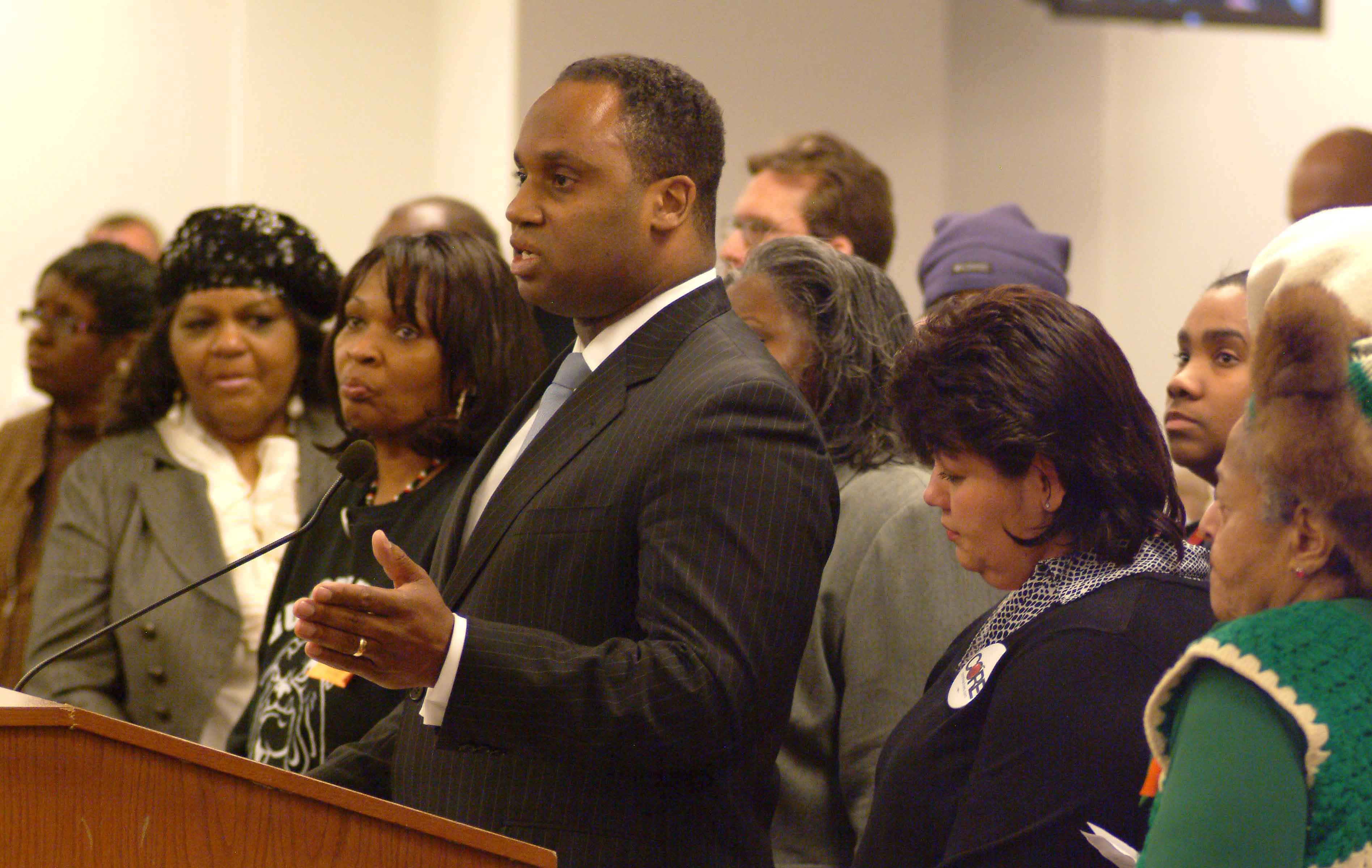 Jonathan Jackson's remarks to the City Council Committee on ...