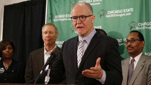 Paul Vallas's brief time at Chicago State University is just another example of how Vallas tried -- and sometimes succeeded -- in promoting himself as the guy who could make things work for African Americans. Vallas's abrupt departure from Chicago State was typical of his approach to the Black Community, whether in Chicago, Philadelphia, New Orleans or even in Haiti. But in 2018, the Chicago Tribune is dusting off all the old Vallas lies and promoting him for Chicago's mayor.
