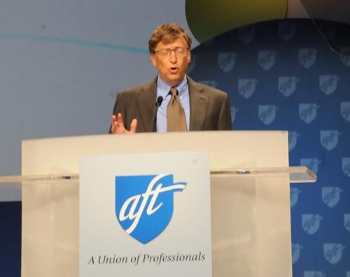 Gates buys good press - Substance News