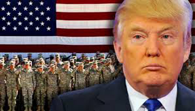 While the first iteration of the federal budget being prepared by the Trump administration cuts human services (and funding for the arts, humanities, and education) drastically, President Trump has proposed that the military get a virtual blank check, despite the fact that the U.S. military budget presently is greater than the military budgets of the next eight nations in terms of total cost. Despite claims that Trump is forcing down costs for military hardware by