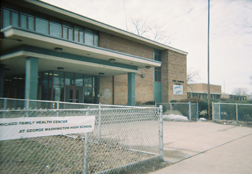 Washington High School principal a nightmare  Substance News