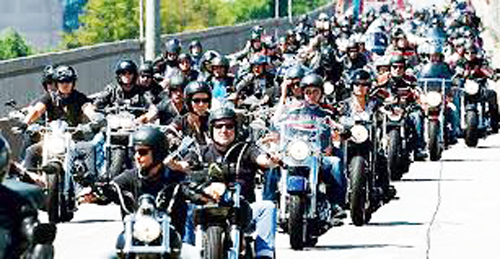 Trumpism and the Hell's Angels - Substance News