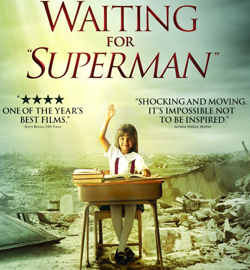 waiting for superman characters