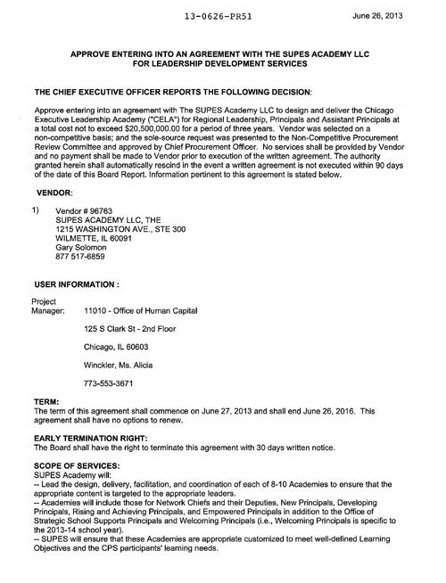 byrd bennett resume showed her conflicts of interest
