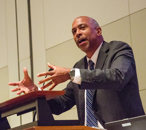 The questions isn't whether Pedro Noguera will sound like those who opposed the CTU on Common Core at the July 2014 AFT convention, but how much he will continue his slick support for the Common Core,