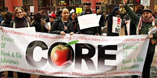 Teachers Union Adopts New Anti Charter >> Members First Substance News