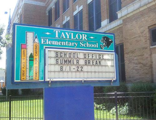 Taylor principal, assistant principal go apeshit over PARCC